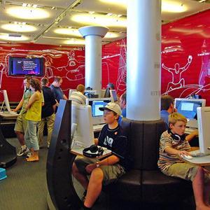 Интернет-кафе Верхней Салды