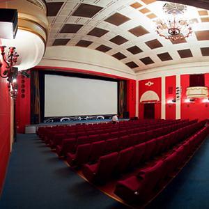 Кинотеатры Верхней Салды