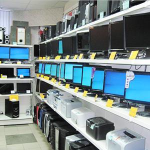 Компьютерные магазины Верхней Салды