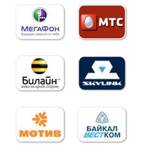 Операторы сотовой связи Верхней Салды