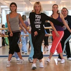 Школы танцев Верхней Салды