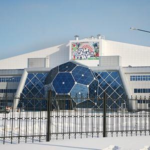Спортивные комплексы Верхней Салды
