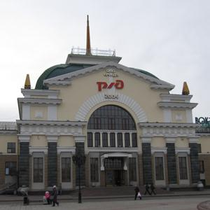 Железнодорожные вокзалы Верхней Салды
